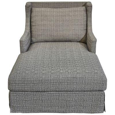 South Hampton Fabric Chaise