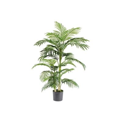 Potted Artificial Cane Palm Tree, Type A, 152cm