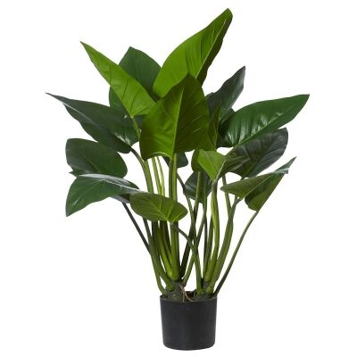 Potted Artificial Green Kingdom Plant, Type B, 120cm