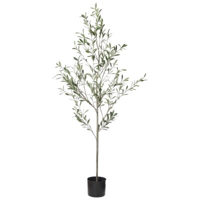 Potted Artificial Olive Tree, 170cm