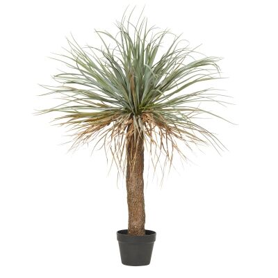 Potted Artificial Grass Tree, 110cm