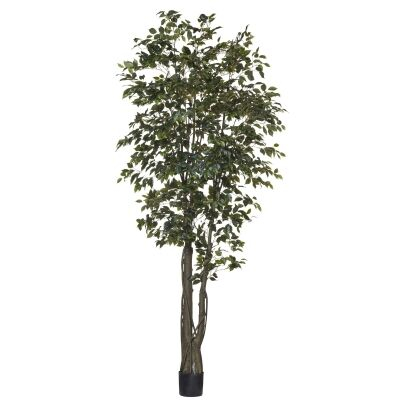Potted Artificial Ficus Benjamina Tree, 300cm