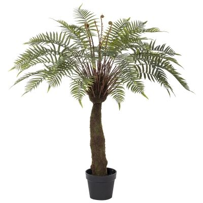 Potted Artificial Sword Fern, 122cm