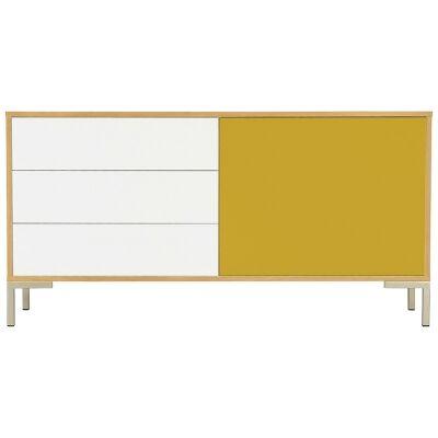 Randy 1 Door 3 Drawer Sideboard, 150cm