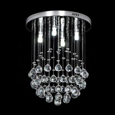 Jupiter Crystal LED Ceiling Light, 30x40cm
