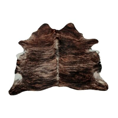 Jose 342 Brazilian Natural Cowhide Rug, 220x240cm