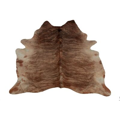 Jose 348 Brazilian Natural Cowhide Rug, 220x240cm