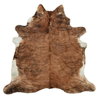 Jose 406 Brazilian Natural Cowhide Rug, 230x250cm