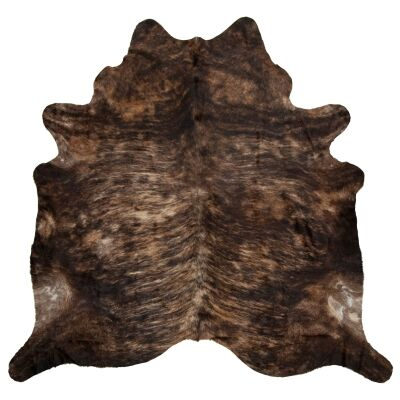 Jose 433 Brazilian Natural Cowhide Rug, 230x250cm