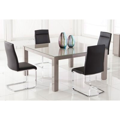 Lima Square Dining Table, 150cm