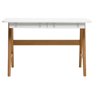 Kaisu Wooden Writing Desk, 120cm
