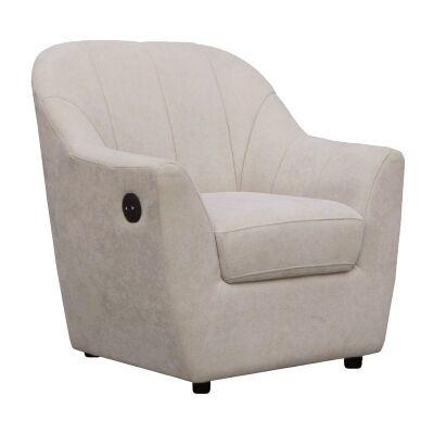 Arundel Fabric Tub Chair, Champagne