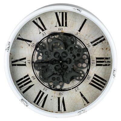 Timo 50cm Round Wall Clock