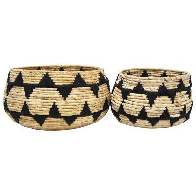 Aidias 2 Piece Basket Set