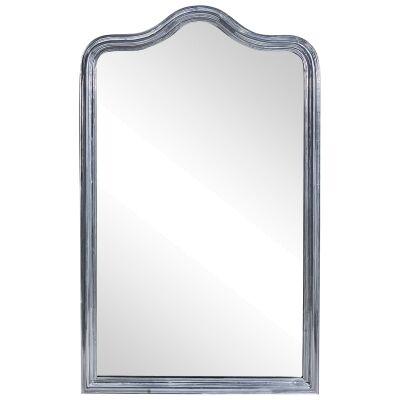 Dynasty Iron Frame Floor Mirror, 203cm