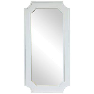 Bungalow Timber Frame Floor Mirror, 200cm