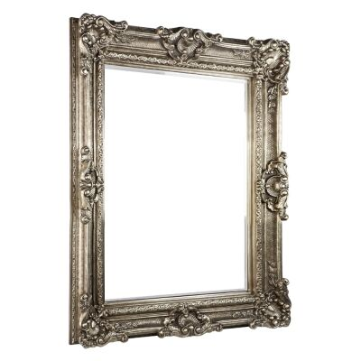 Alexandra Baroque Wall Mirror, 150cm