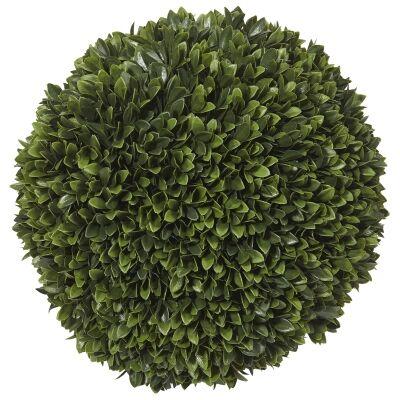 Artificial Box Leaf Ball, 38cm