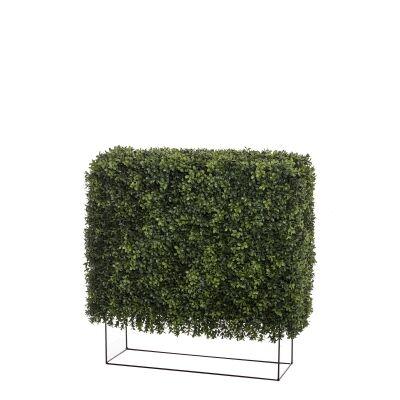 Kadeem Artificial Boxwood Screen, Small