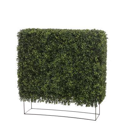 Kadeem Artificial Boxwood Screen, Large