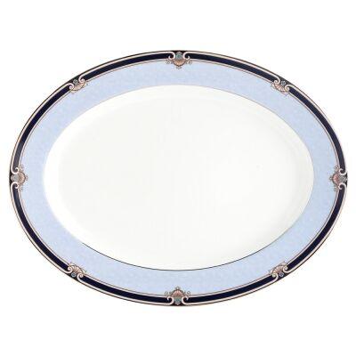 Noritake Springbrook Fine Porcelain Oval Platter