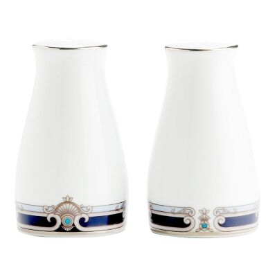 Noritake Springbrook Fine Porcelain Salt & Pepper Shaker Set