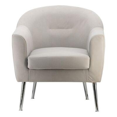 Leona Fabric Armchair