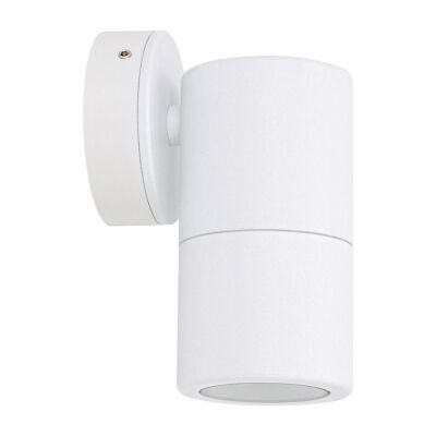 Shadow IP65 Exterior Down Only Wall Light, White