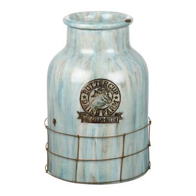 Buttercup Ceramic Vase