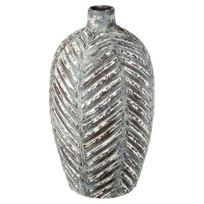 Zadro Hand Painted Ceramic Vase