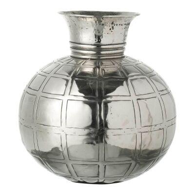 Kalten Handcrafted Aluminium Vase
