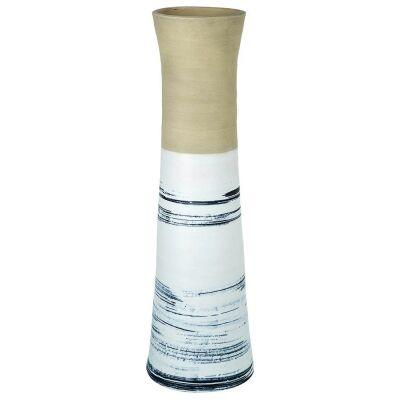 Fantasia Hand Thrown Terracotta Vase, Large