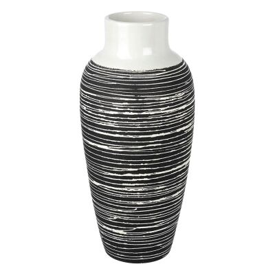 Robertson Hand Painted Ceramic Vase, Small