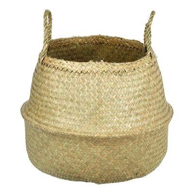 Darcy Seagrass Storage Basket
