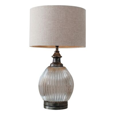 Bernardo Glass Table Lamp