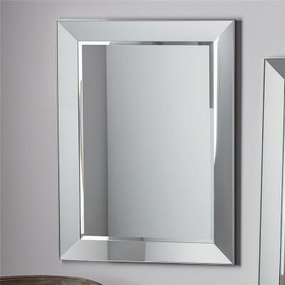 Bertoni Rectangle Mirror, 106cm