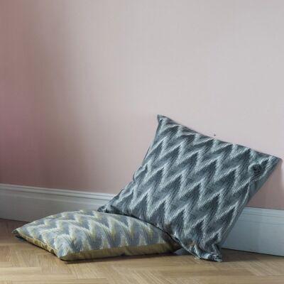 Kalsi Tapestry Floor Cushion, Ochre