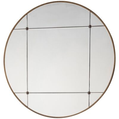 Anto Round Mirror, 90cm