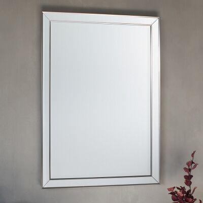 Henshaw Wall Mirror, 100cm