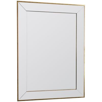 Banks Wall Mirror, 112cm