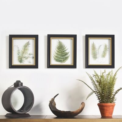 Alpini 3 Piece Framed Wall Art Set