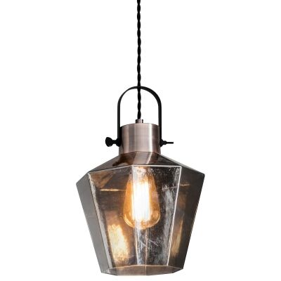 Atlanta Glass Pendant Light