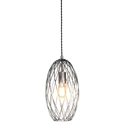 Eastmoor Metal Cage Pendant Light