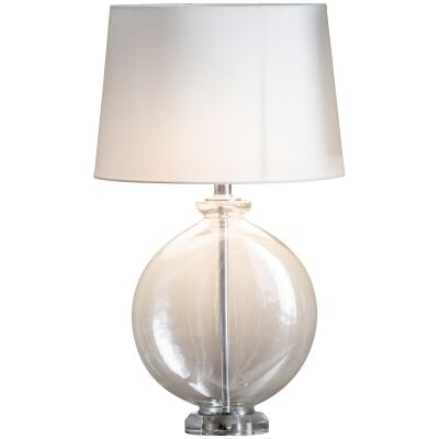 Lowther Glass Table Lamp
