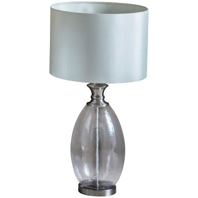 Sulgrave Textured Glass Table Lamp
