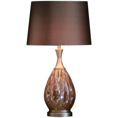 Clarence Glass Table Lamp