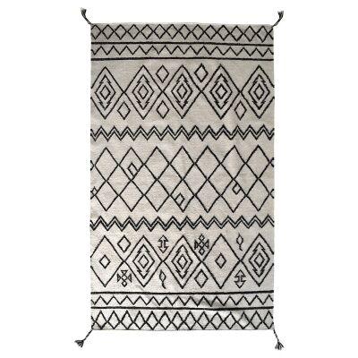 Moody Aztec Modern Rug, 170x230cm