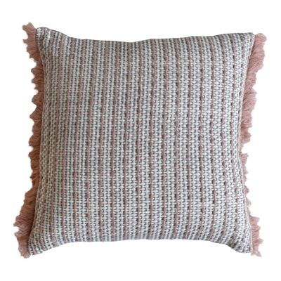 Poppy Feather Filled Scatter Cushion