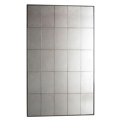 Boxley Metal Frame Antique Wall Mirror, 160cm