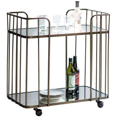 Verna Metal Drinks Trolley